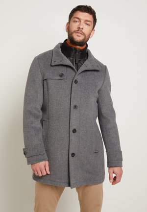 COAT - Short coat - grey