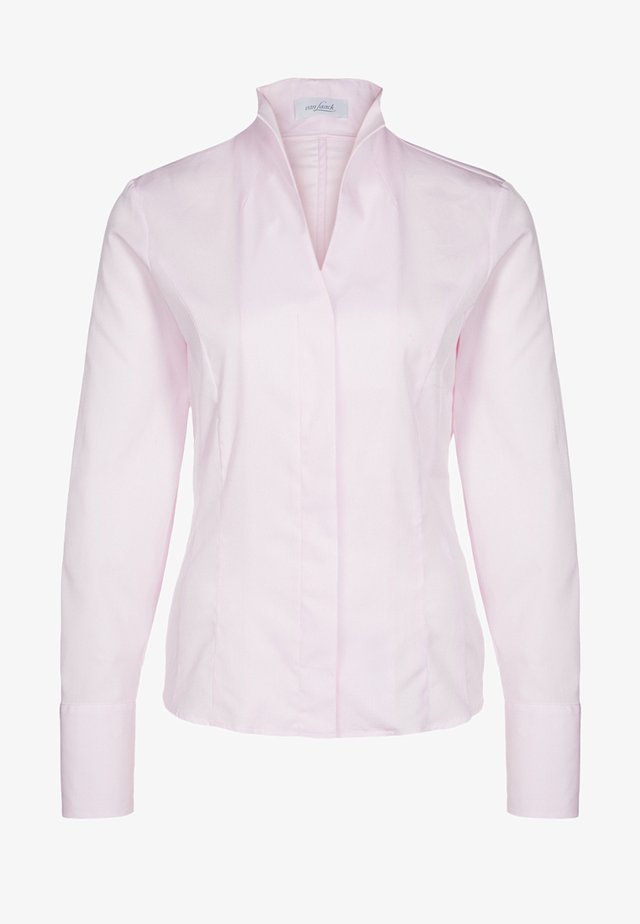 ALICE - Button-down blouse - rosa