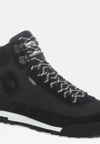 The North Face - BACK TO BERKELEY - Chaussures de marche - mottled black - 1