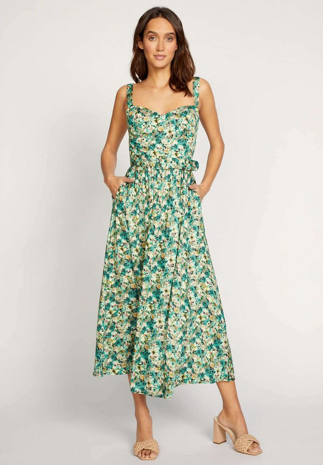 PETUNIA - Korte jurk - nx-green