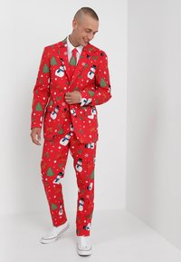 OppoSuits - Oblek - red - 0