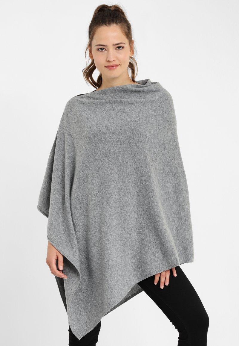 PONCHO COMPANY - CLASSIC  - Cape - grey