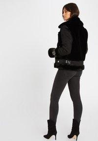 Morgan - Winter jacket - black - 2