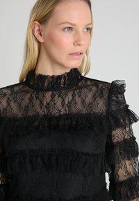By Malina - CARMINE DRESS - Cocktail dress / Party dress - black - 3