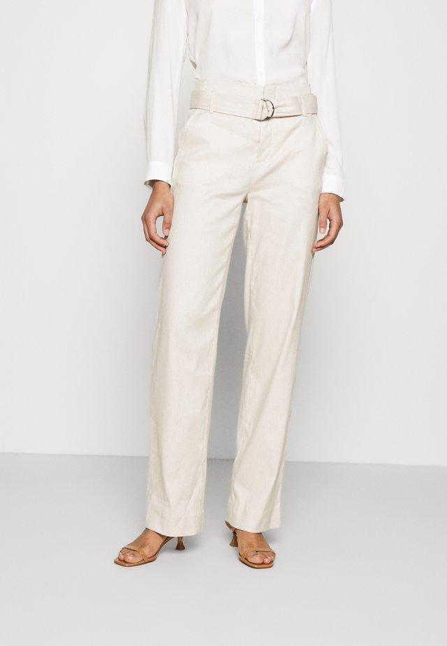 Pantalon classique - baja sand