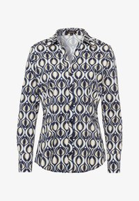 More & More - GRAPHICAL PRINT - Button-down blouse - mehrfarbig - 3