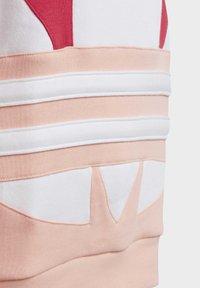 adidas Originals - Large Trefoil - Hoodie - Pink - 7