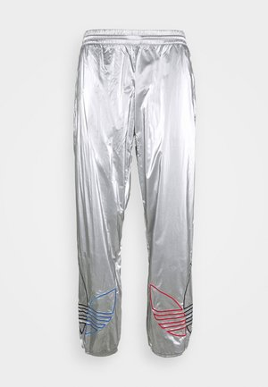 TRICOL UNISEX - Trousers - silver