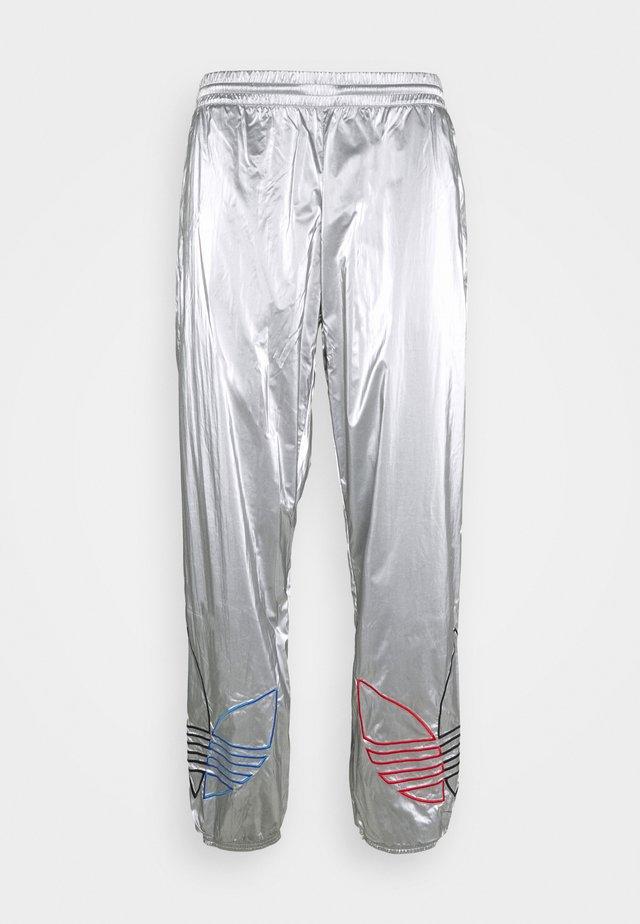 TRICOL UNISEX - Pantaloni - silver