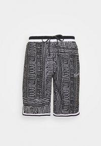 Nike Performance - DNA SHORT CITY EXPLORATION SERIES - Sports shorts - black/white - 4
