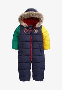 Next - Snowsuit - blue - 0