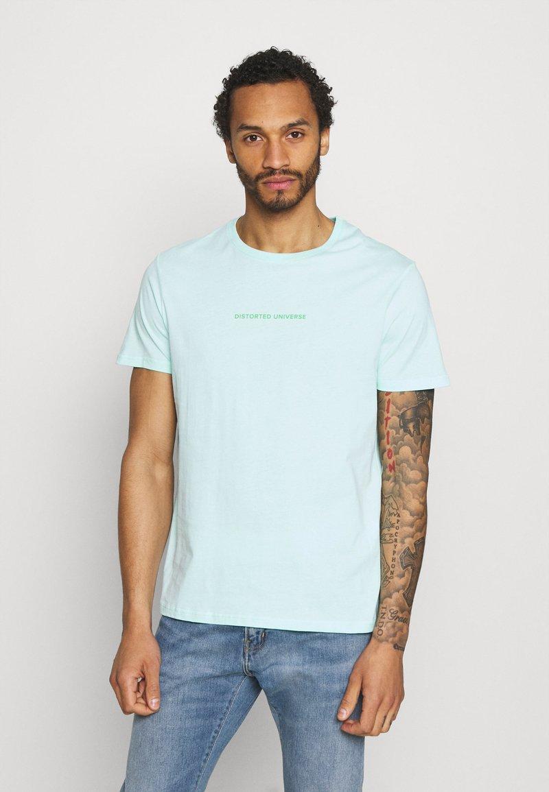 YOURTURN - UNISEX - T-shirt med print - mint