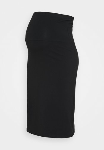 OLMLOVELY KNEE SKIRT - Spódnica ołówkowa  - black