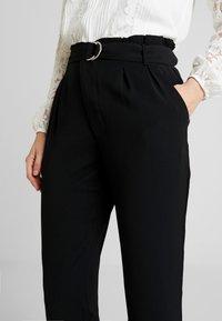 Even&Odd - Kalhoty - black - 3