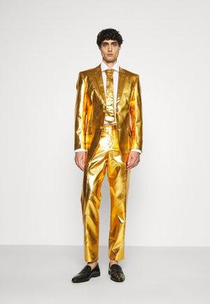 GROOVY SET - Oblek - gold