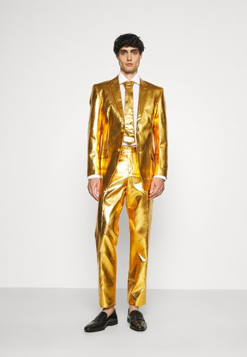 GROOVY SET - Suit - gold