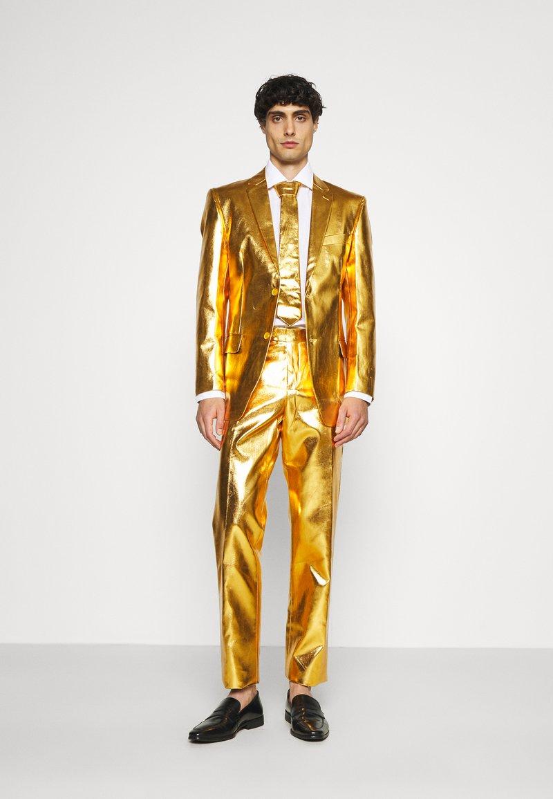 OppoSuits - GROOVY SET - Kostuum - gold