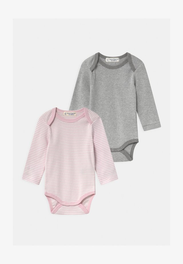 YVON RETRO BABY 2 PACK - Body - pink