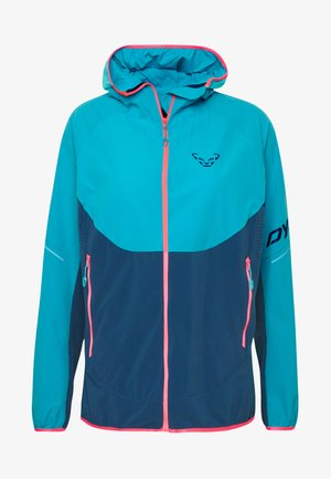 TRANSALPER - Outdoor jacket - silvretta
