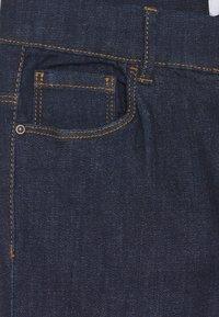 Name it - NKFPOLLY DNMTEJAS BOOT PANT - Flared Jeans - dark blue denim - 2