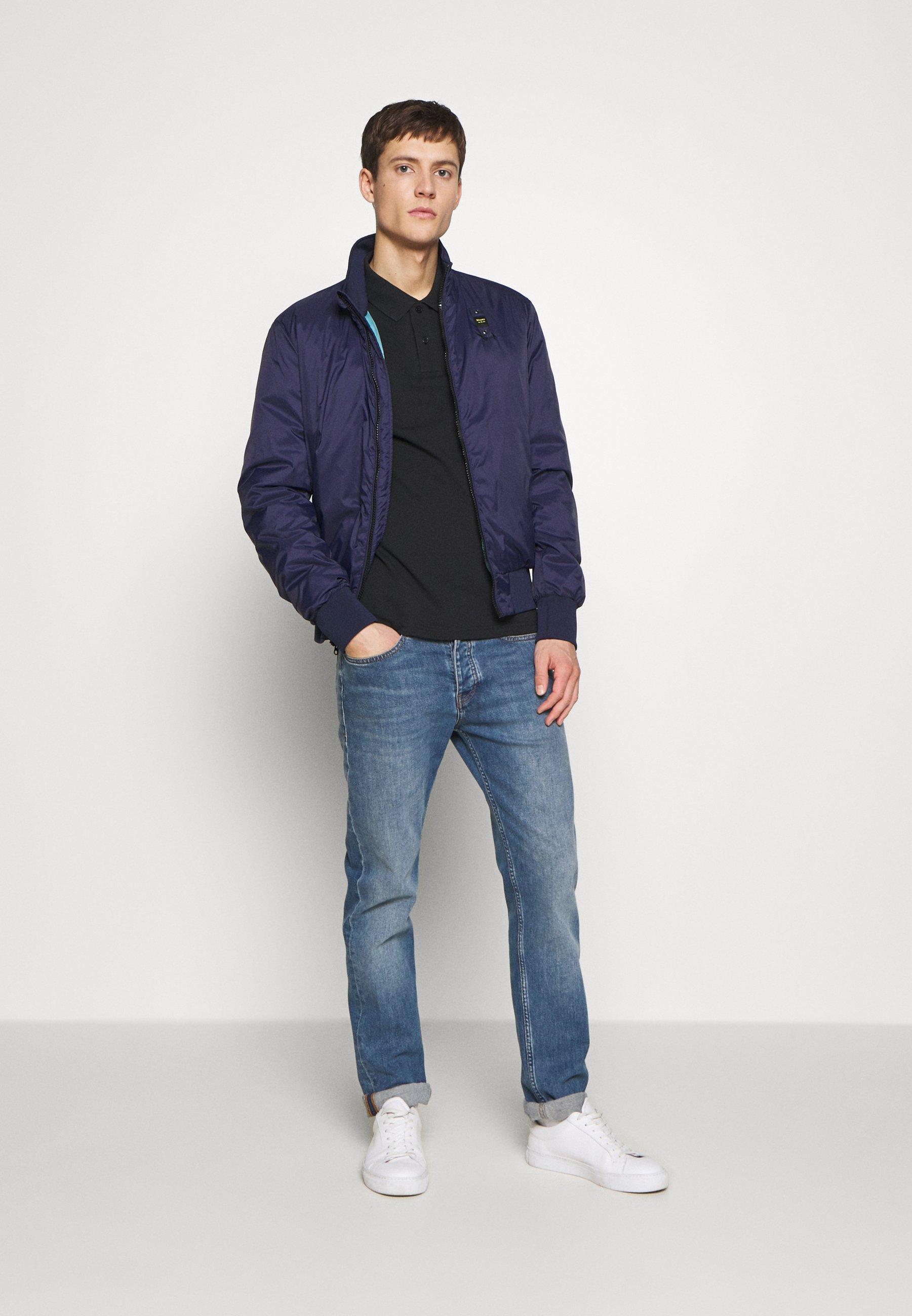 JOOP! Jeans BEEKE - Polo - black