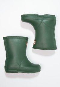 Hunter ORIGINAL - KIDS FIRST CLASSIC - Wellies - green - 1