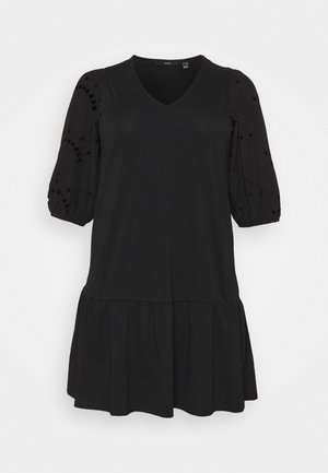 VMALLARIAS DRESS  - Day dress - black
