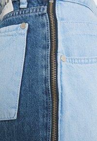 The Ragged Priest - GEMINI - Jeans straight leg - miced blue - 2