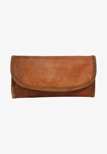 EMMA - Wallet - brown
