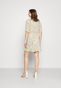 Vila - VIOCTAVIA DRESS - Day dress - birch - 2
