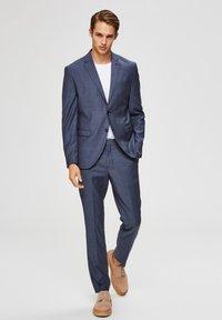 Selected Homme - Pantalon de costume - light blue - 1