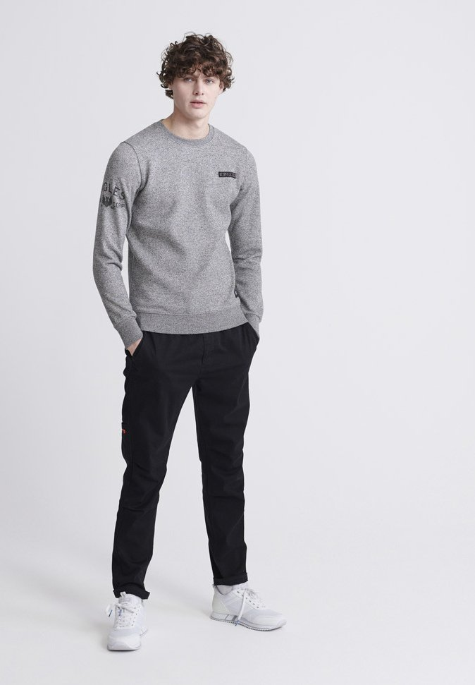 Superdry Sweatshirt - grey grit