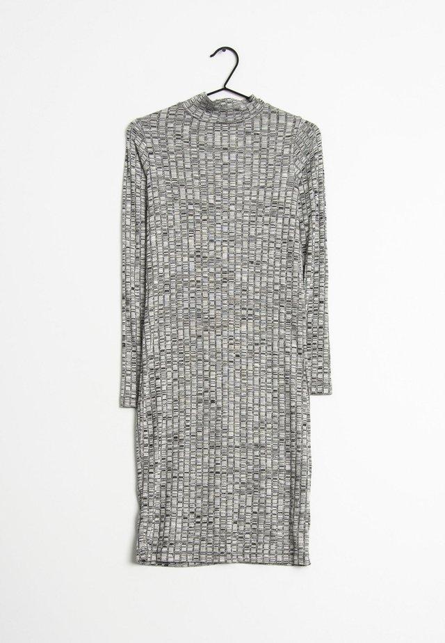 Gebreide jurk - gray