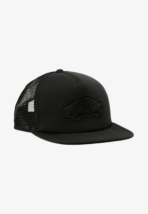 CLASSIC PATCH TRUCKER - Gorra - black