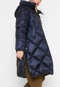 Aigle - FASSIE LONG - Winter coat - bleu marine - 3