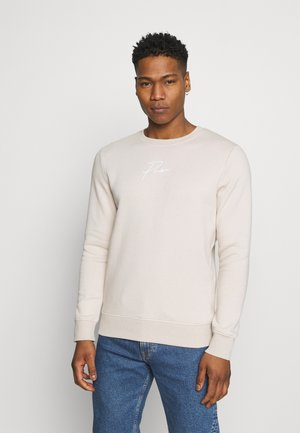 JPRBLASKETCH CREW NECK  - Sweatshirt - peyote