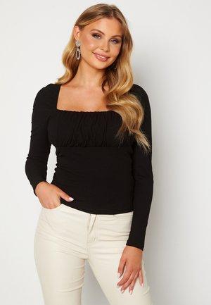 NEIJA  - Långärmad tröja - black