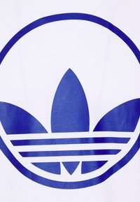 adidas Originals - CIRCLE TREFOIL - T-shirt imprimé - white - 2