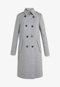 DRYKORN - BUCKEY - Płaszcz wełniany /Płaszcz klasyczny - grey - 4