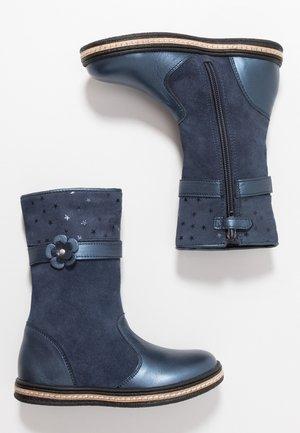 Laarzen - dark blue