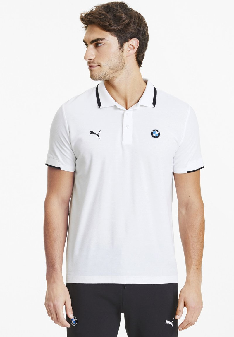 Puma - BMW M MOTORSPORT - Polo shirt - white
