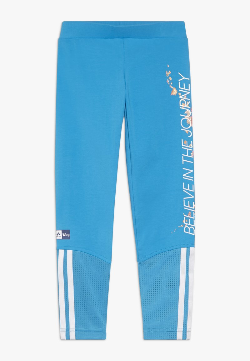 adidas Performance - FROZEN - Leggings - turquoise