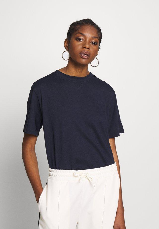 ALABAMA - T-shirt - bas - navy
