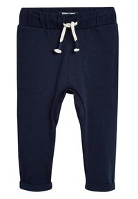Next - 3 PACK LIGHTWEIGHT JOGGERS - Tracksuit bottoms - black - 3