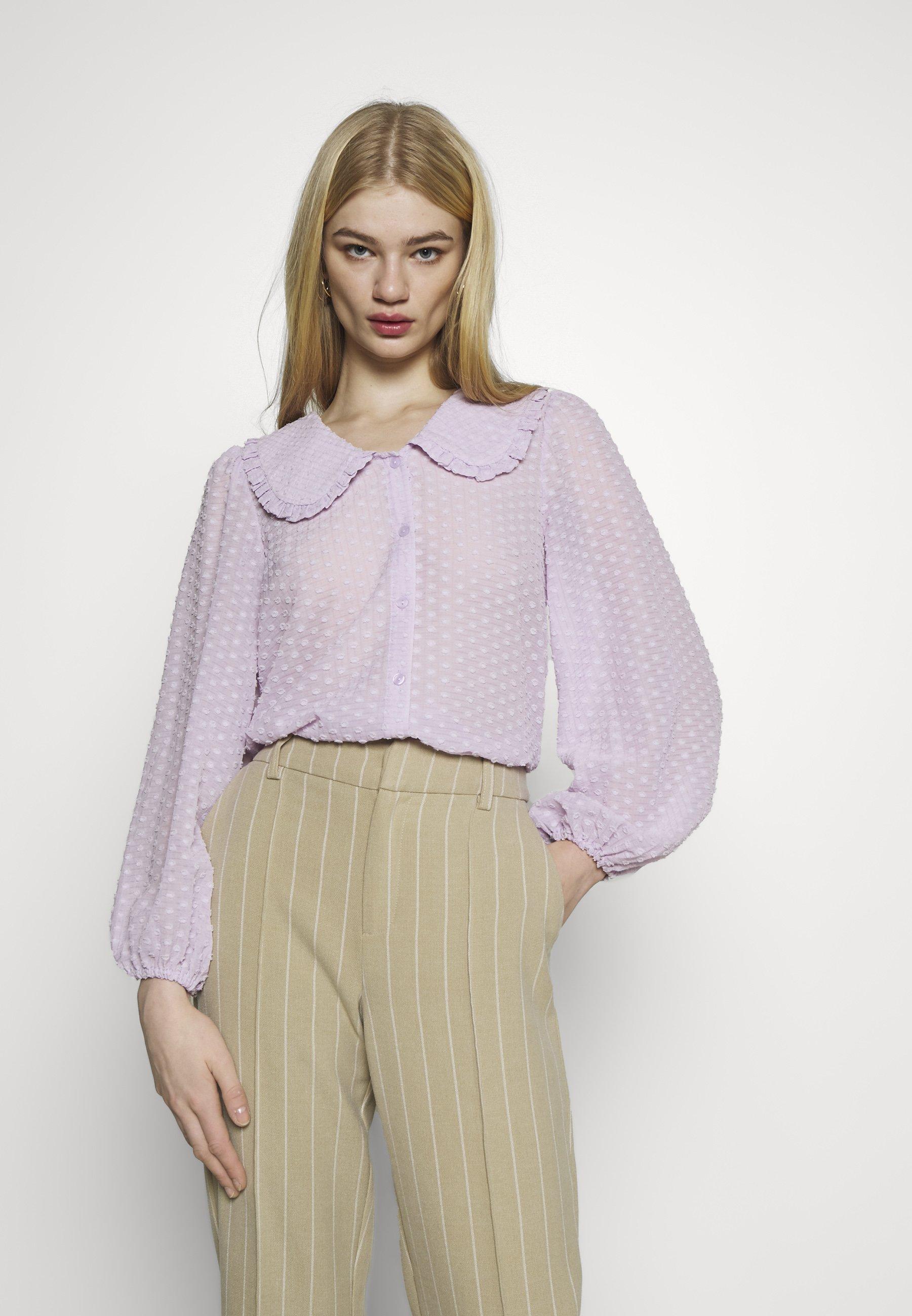 Women YASMINNIE - Button-down blouse
