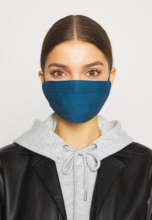 3 PACK - Látková maska - pink /nude/dark blue