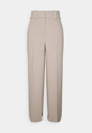 YASNORO ANKLE  - Trousers - beige