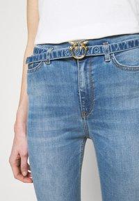 Pinko - SUSAN SOFT STRETCH - Jeans Skinny Fit - blue denim - 5