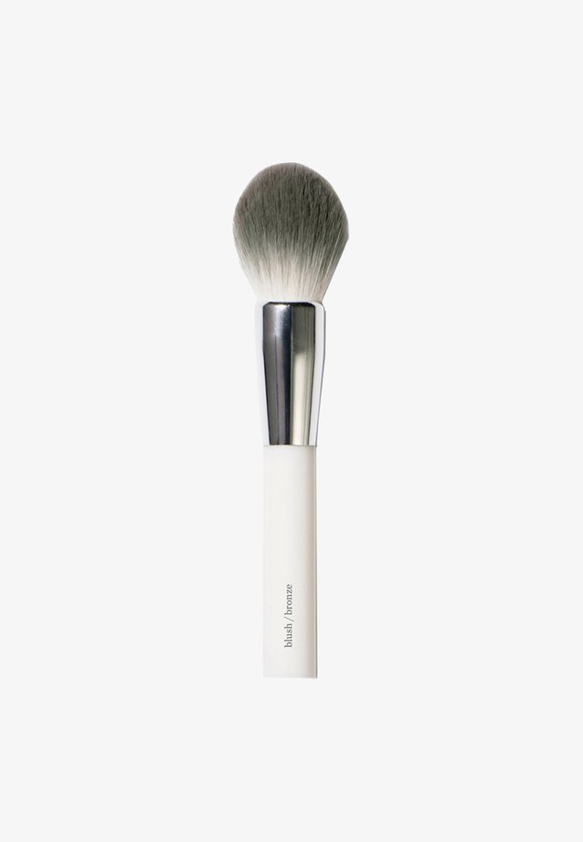 ECO VEGAN BLUSH & BRONZE BRUSH - Poederkwast - -
