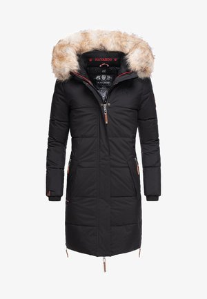HALINA - Winter coat - black